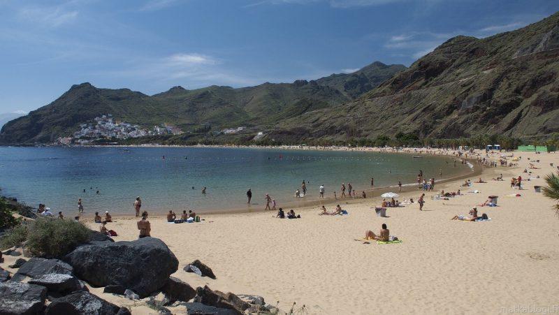 La Playa de las Teresitas