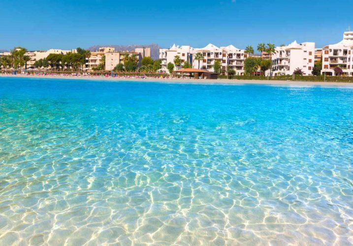 Playa Alcudia