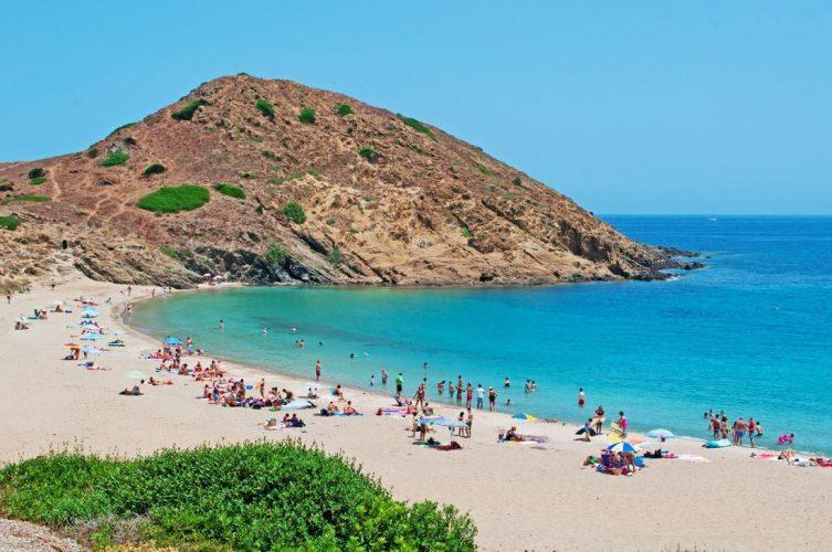 Playa Cala Mesquida