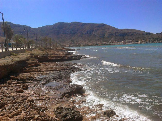 Playa La Azohia