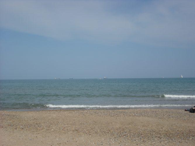 Playa La Devesa o Malladeta