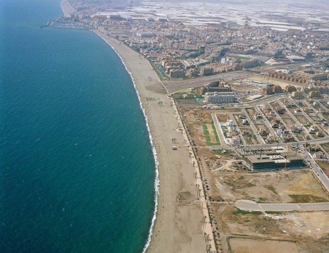 Playa Las Salinas (Roquetas de Mar)
