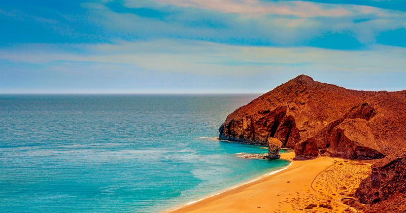 Playa Los Genoveses (San José)