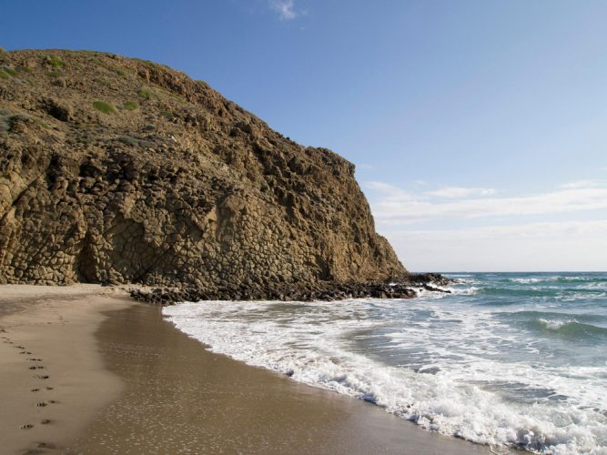Playa Mónsul (San José)
