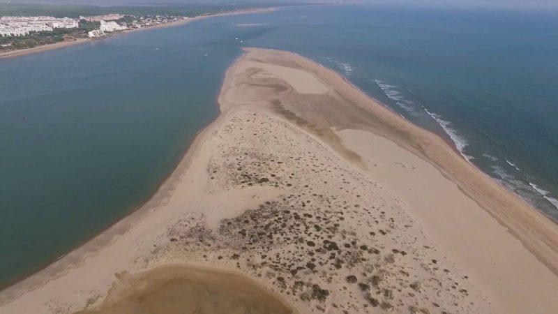 Playa de Flecha del Rompido