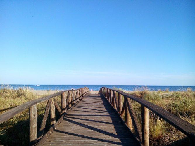 Playa de Punta del Moral