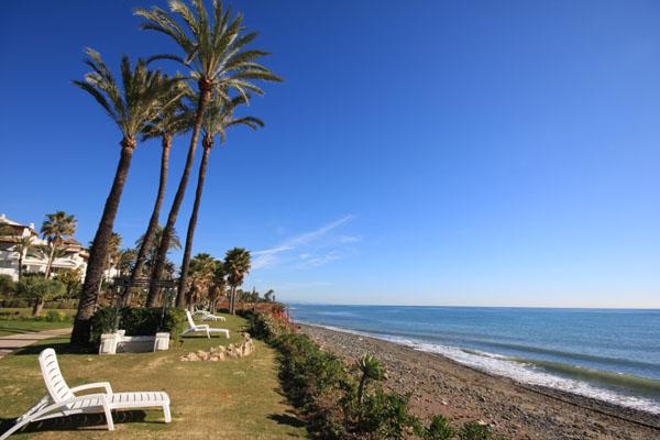 Playa de alcazaba