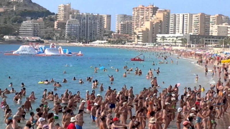Playa de la Fossa de Calpe