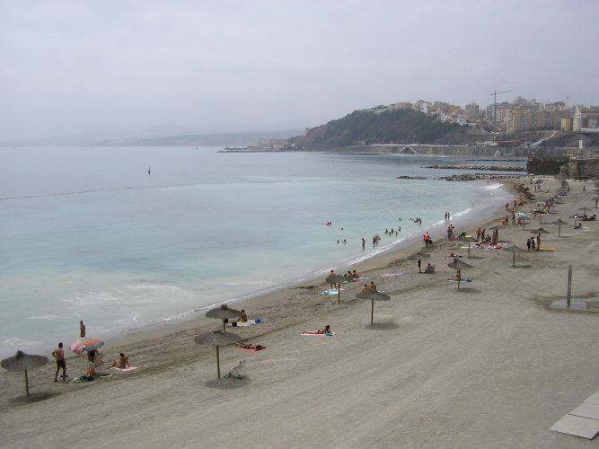 Playa de la Rivera