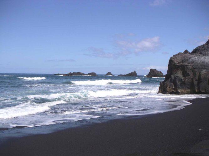 Playa de la zamora
