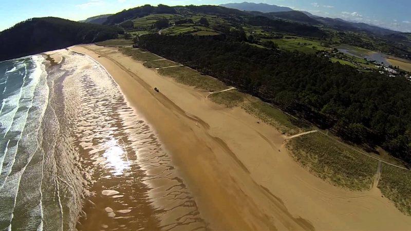Playa de rodilles