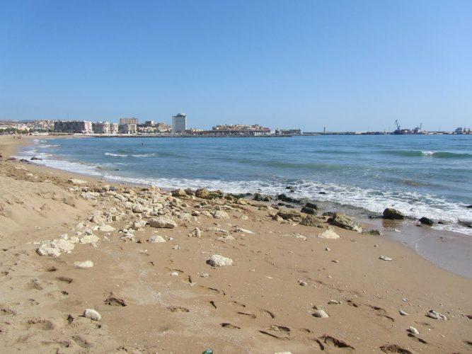 Playa del hipodromo