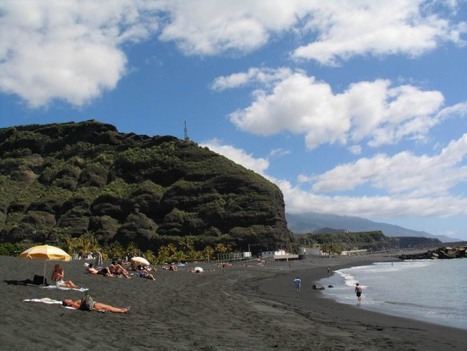 Playa de tazacorte