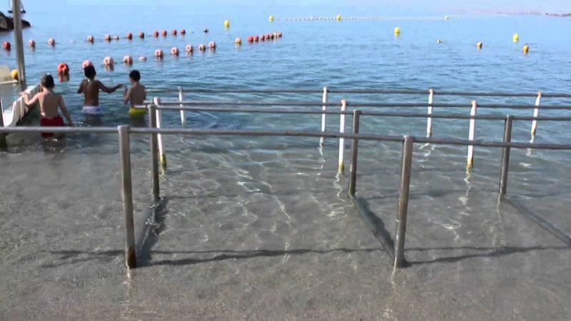 Playa aguadulce roquetas de mar