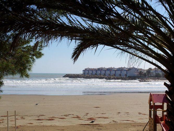 playa las fuentes